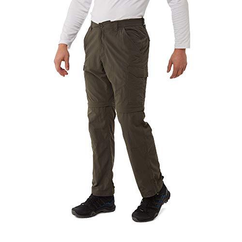 Craghoppers NL Conv TRS Pantalon, Woodlandgrn, 36\