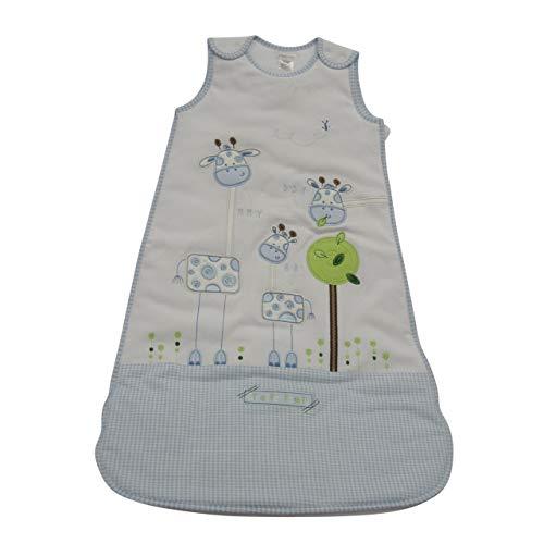Pitter Patter Baby Mädchen Schlafsack blau blau 6-12 Monate
