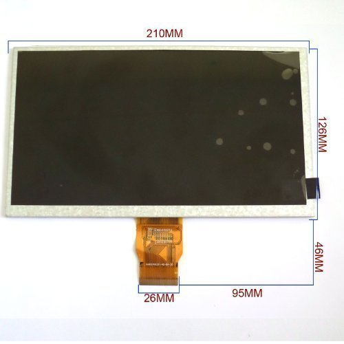 DYYSELLS 9cunXIAN002 9 inch LCD-scherm vervanging voor 9 inch ARNOVA 90 G3 G4 Android Tablet