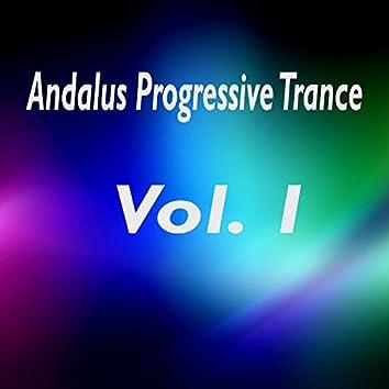 Andalus Progressive Trance, Vol. 1