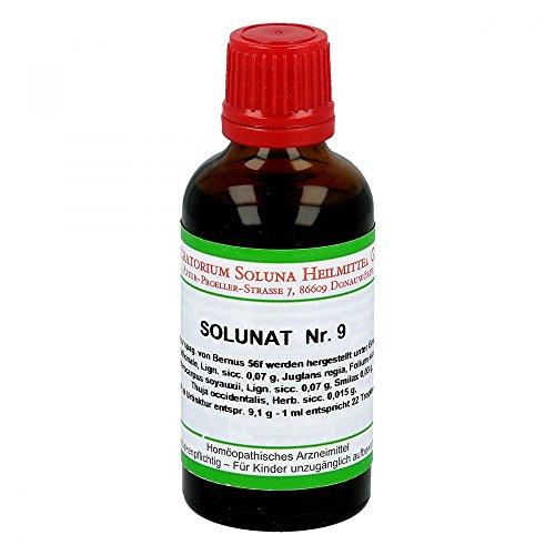 Laboratorium Soluna Solunat Nr. 9, 50 ml Lösung