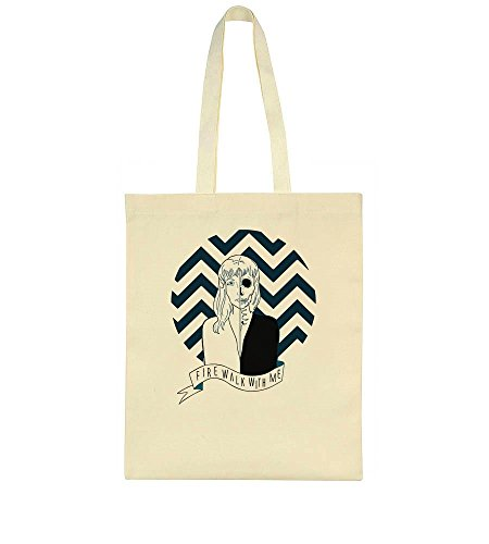 Creepy Portrait Of Laura Palmers Tote Bag