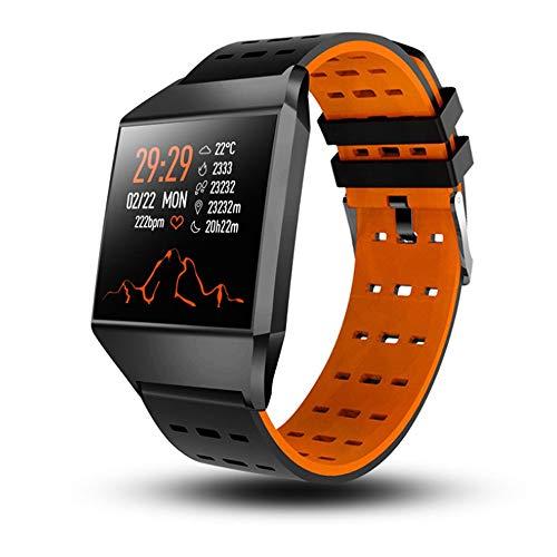Alvnd Sportarmband, hartslagfrequentie, bloeddruk, sporthorloge, stappenteller, sporthorloge, smart bluetooth, IP67 waterdicht, B
