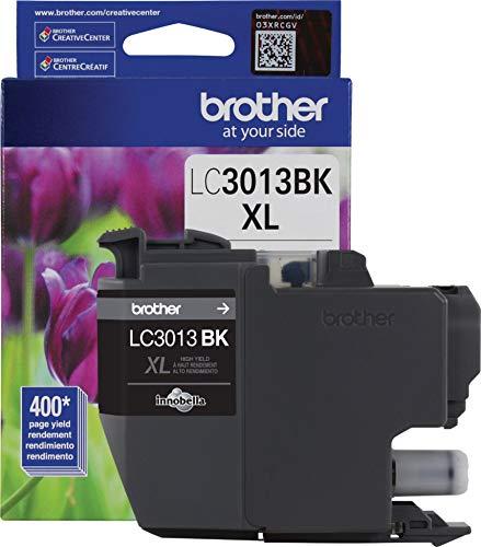 Brother Genuine LC3013BK, LC30133PKS High Yield Black/Cyan/Magenta/Yellow Ink Cartridge Set, LC3013