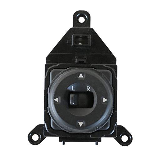 ZHENGYI Coche Lado Izquierdo Mirror Mirror Interruptor retrovisor Interruptor de Espejo Ajuste para KIA Optima 93573-2T000 (Color : Black)