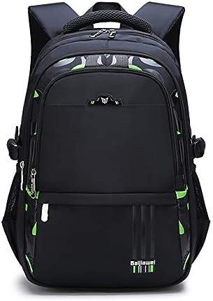 MAYZERO Mochilas escolares impermeables, mochilas escolares durables, de viaje, mochilas de camping, para niños y niñas