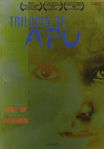 Trilogía de Apu (Edición especial 25 aniversario) [DVD]