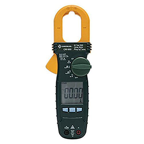 Greenlee - Clampmeter, Ac (Cm-660) (Pop), Elec Test Instruments (CM-660)