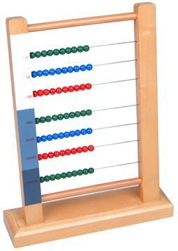 Montessori Large Bead Frame