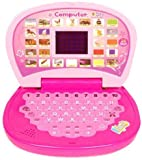 vGRASSP Educational Learning Kids Laptop for Alphabets and Numbers, Assorted Colors