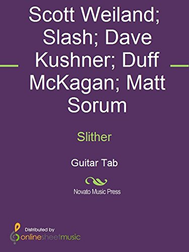 Slither (English Edition)