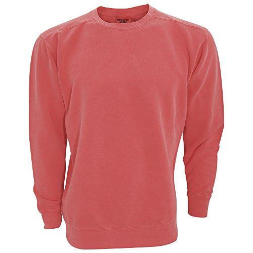 Comfort Colors Adults Unisex Crew Neck Sweatshirt (XL) (Blue Jean)