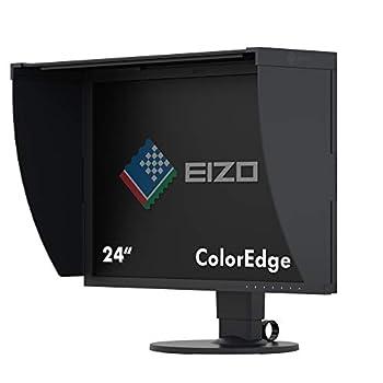 EIZO CG2420-BK ColorEdge Professional Color Graphics Monitor 24.1  Black