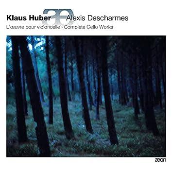 Huber: L'oeuvre pour violoncelle