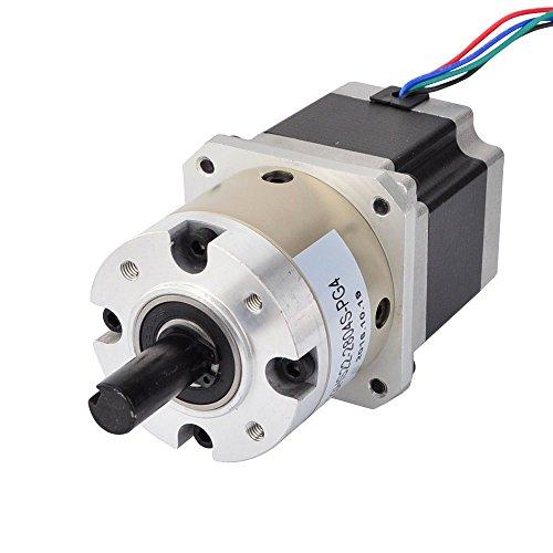 STEPPERONLINE Nema 23 Getriebemotor 4:1 Planetengetriebe Getriebe Schrittmotor 2,8A für Bastelarbeiten CNC