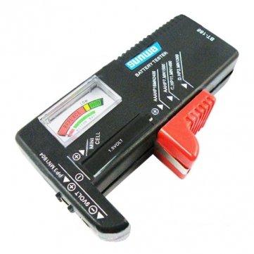 pakhuis BT de 168universal de batería de Tester AA AAA CD 9V–Botón Checker