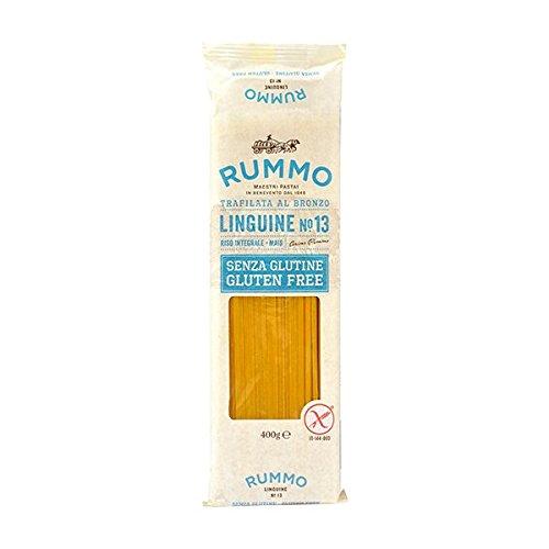 Rummo Linguine Sin Gluten Gr. 400 [12 paquetes]