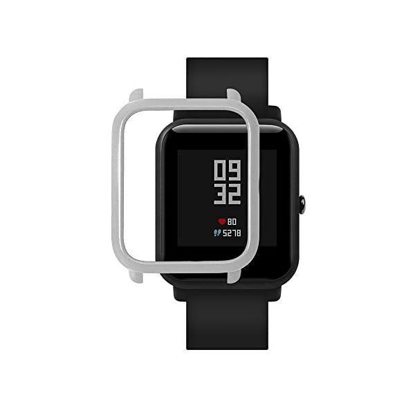 Xiaomi Huami Amazfit Bip Smartwatch Protector Case Funda SIKAI Moda Slim Colorido Marco Caso Cubierta Proteger Shell… 1