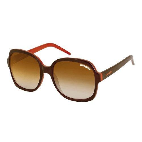Carrera ASTER 1 MARRÓN BRICK - Gafas de sol de diseñador ASTER 1 VAA CM 58 19 130