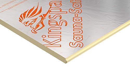 Kingspan SPU Sauna Dämmplatte 600x1200x30mm