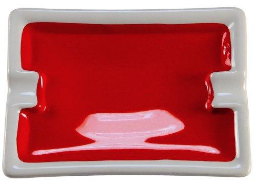 Blockx Pyrrolo Red Giant Pan Watercolor in Real Ceramic Refillable Pan