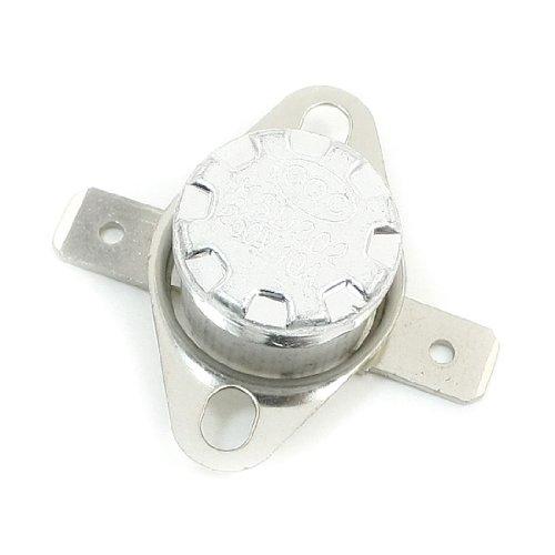 Sourcingmap - Ac 250v 10a 200c n/c interruttore di controllo della temperatura del termostato ksd302