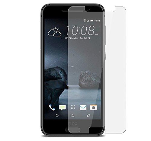 Tumundosmartphone Protector Pantalla Cristal Templado para HTC One A9 Vidrio