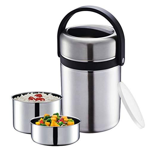 Soep Kolf Thermos Eten Kolven Soep Thermische Lunch Box Vacuüm RVS Dichte Geïsoleerde Children's Food Kolf (Color : 1.5L)