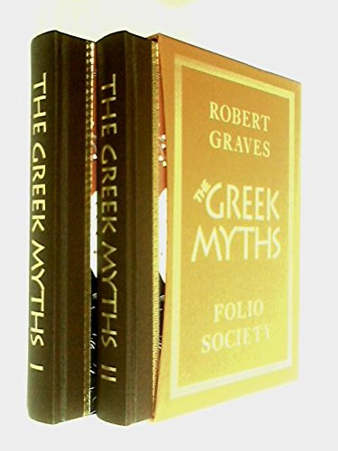 The Greek Myths; 2 volumes