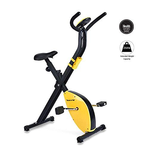 BH Bicicleta estática de Interior Bicicleta de Spinning Bicicleta de Adelgazamiento para Adelgazar en casa Equipo de acondicionamiento físico Plegable y portátil