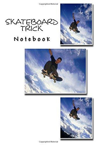 Skateboard Trick Notebook