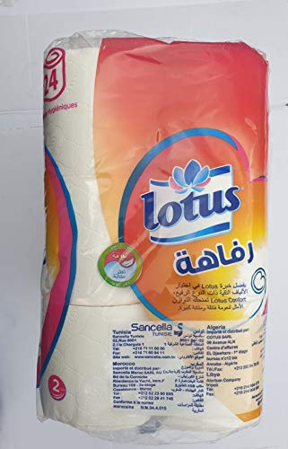Lotus toiletpapier - Comfort - 48 rollen