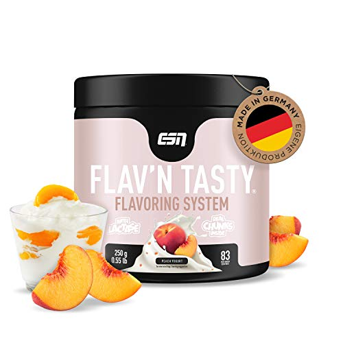 ESN Flavn Tasty, 250g Peach Yogurt