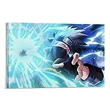 GDFG Naruto Kakashi Raikiri Leicester Anime Art Poster und