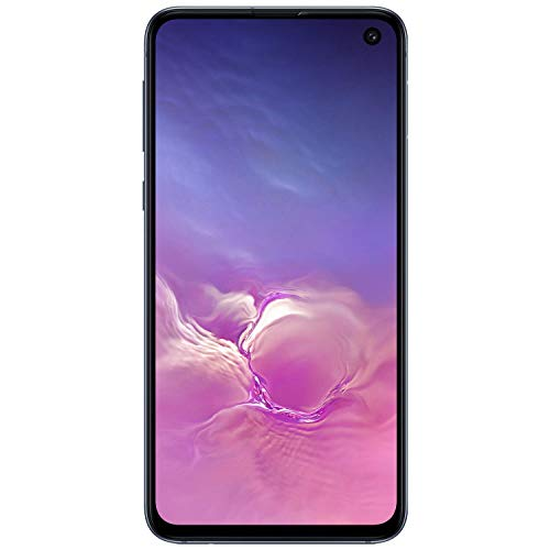 Samsung Galaxy S10e, 128GB, Prism Black - For T-Mobile (Renewed)