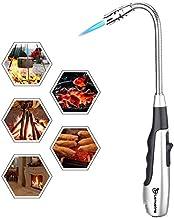 Larruping Torch Lighter Candle Butane Lighter 360 °Jet Flame Lighter Gas Windproof..