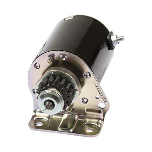 Briggs & Stratton 497595 Starter Motor Replaces 5406 H, 394805, 392749