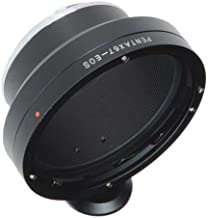Fotodiox Pro Lens Mount Adapter - Pentax 6x7 (P67, PK67) Mount SLR Lens to Canon EOS (EF, EF-S) Mount SLR Camera Body