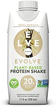 12-Pack Evolve Protein Ideal Vanilla Shake