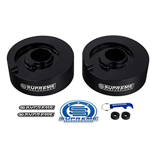 Supreme Suspensions - Rear Leveling Kit for 1997-2002 Expedition 2' Rear...