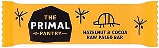 The Primal Pantry Hazelnut & Cocoa Paleo Energy Bar 45g - Pack of 6