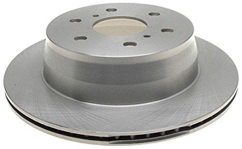 ACDelco 18A2332A Advantage Non-Coated Rear Disc Brake Rotor