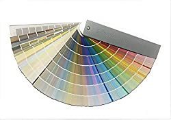 Paint shade swatches from Sherwin Williams