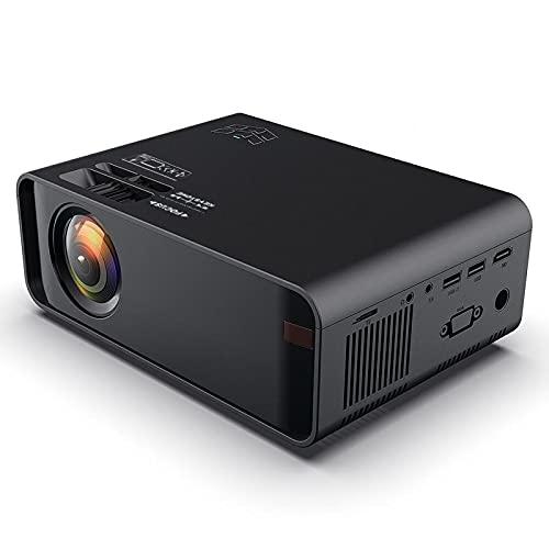 Mini Proyector, Proyector De Video Pico Led 480P Con Altavoz Incorporado, Proyector...