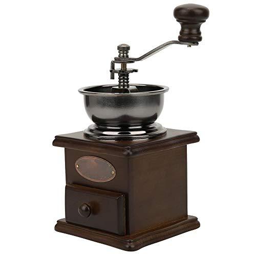 Elegante stijl met de hand aanslingerende slijpmachine Koffie Handmatige koffiemolen Bonen slijpmachine Koffiezetgereedschap
