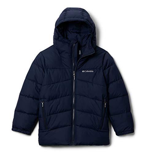 Columbia Arctic Blast Jacket, Giacche (Shells) Bambino, Collegiate Navy, M