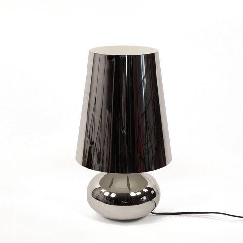 Foscarini Tischlampe Caboche 1 Licht G9 H 38 cm dimmbar durchsichtig
