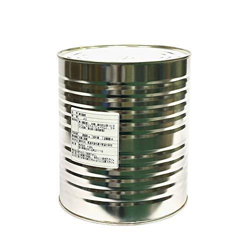 【業務用】たまも 韓国産 AS 栗 甘露煮 マロン缶 1号缶 3500g