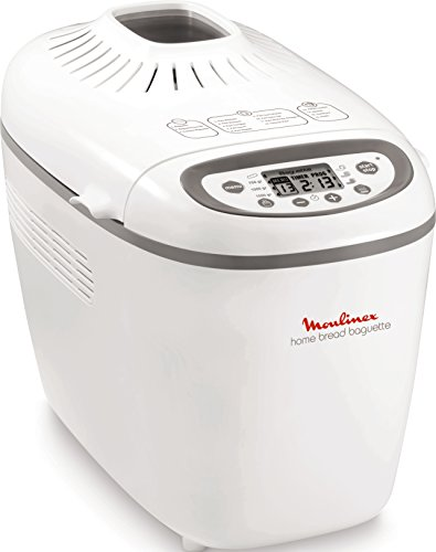 Moulinex OW610110 Machine à pain, 1650 W, 1.5 liters,...