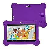 Tableta Kids Edition Pantalla Fire HD de 7 Pulgadas, 512MB + 4 GB, Compatible con Conexión Bluetooth Tableta de Aprendizaje para Niños,Púrpura